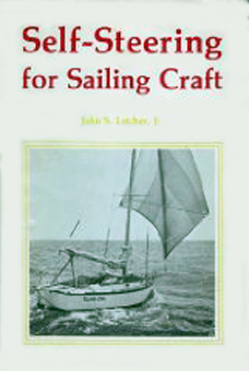 John S Letcher self steering for sailing craft